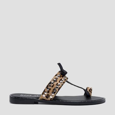 Women's LOXEY thong sandals - Replay GWF98_000_C0006L_1367_1