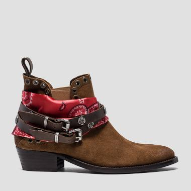 Women's ARANTE suede mid boots - Replay GWN57_000_C0003L_012_1