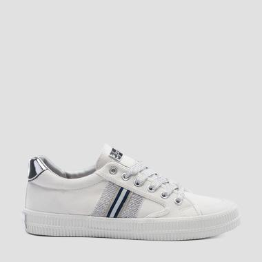 Sneakers donna con lacci EXTRA - Replay GWV75_000_C0005T_081_1