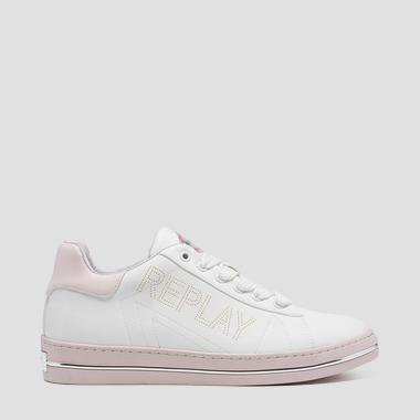 Women's TATE lace up sneakers - Replay GWZ1L_000_C0009S_077_1