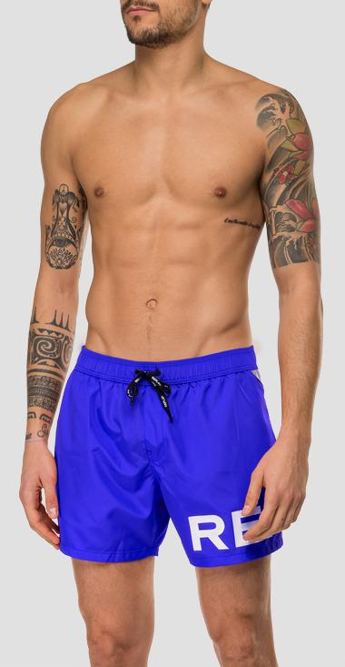 Replay swimming trunks with drawstring - Replay LM1068_000_82972_279_1