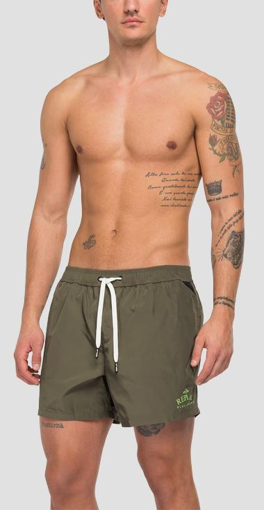 REPLAY BLUE JEANS swimming trunks - Replay LM1075_000_83218_432_1