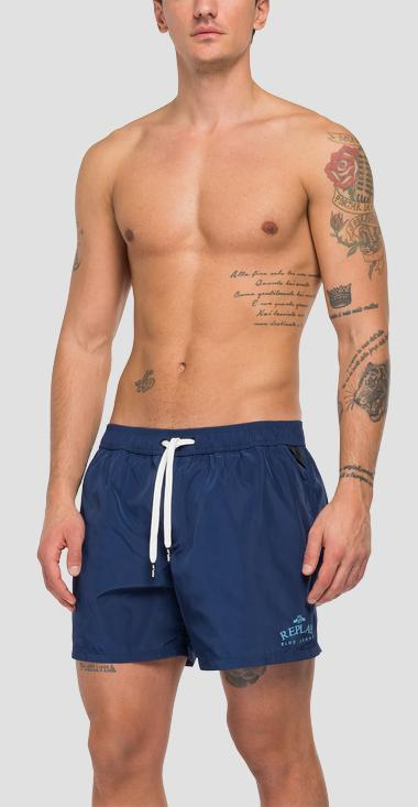REPLAY BLUE JEANS swimming trunks - Replay LM1075_000_83218_484_1