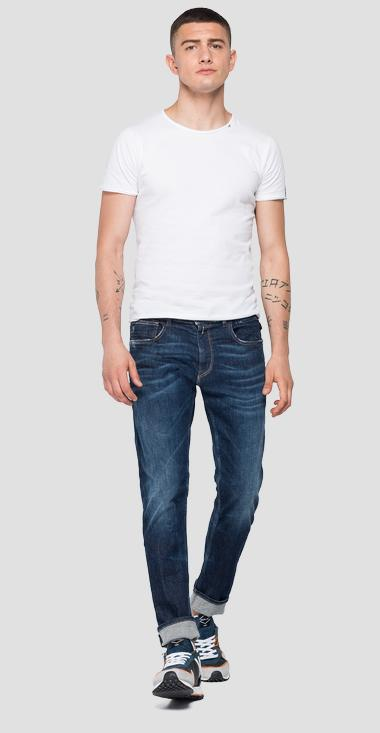 Skinny low crotch Johnfrus jeans - Replay M1000X_000_227-716_007_1