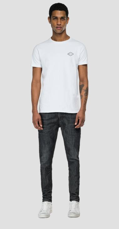 Aged Eco 1 Year skinny low crotch Johnfrus jeans - Replay M1000_000_199-924_097_1