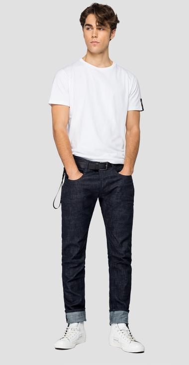 Slim fit Karter Sustainability Cycle Jeans - Replay M1004K_000_325-750_007_1