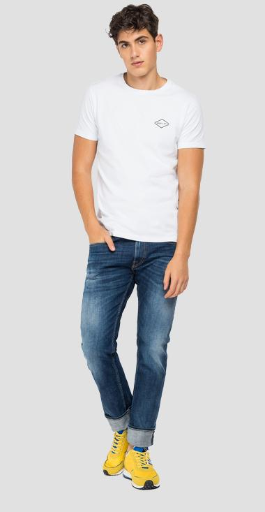 Straight fit Rocco jeans - Replay M1005_000_285-820_007_1