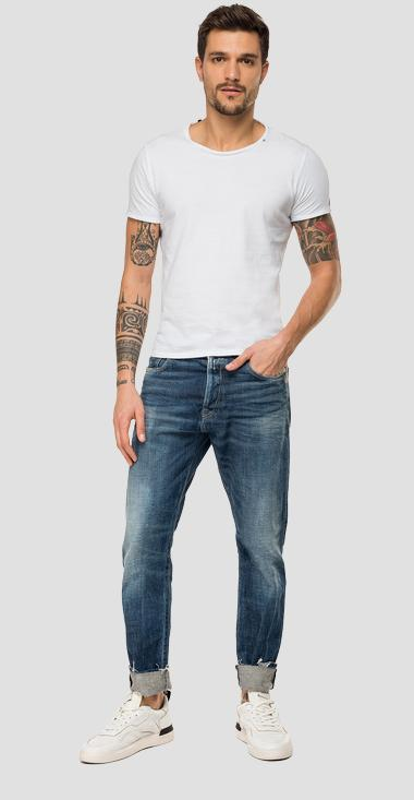 Jean coupe tapered Tinmar - Replay M1006A_000_170-603_009_1