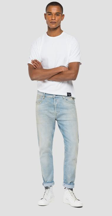 Tapered fit REPLAY Archivio Tinmar jeans - Replay M1006E_000_207-899_011_1