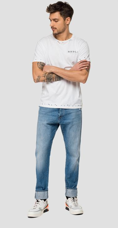 Tapered Fit Jeans Tinmar - Replay M1006_000_108-662_009_1