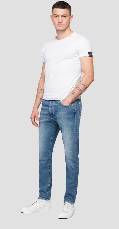 Tapered fit Tinmar jeans - Replay M1006_000_207-767_009_1