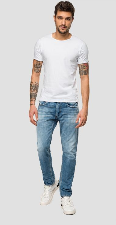 Regular fit Willbi jeans - Replay M1008E_000_50C-646_009_1
