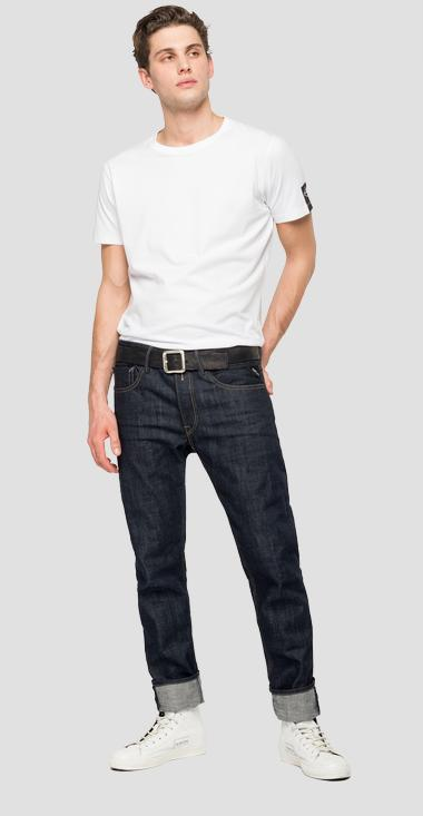 Regular fit Willibi jeans - Replay M1008X_000_50C-768_007_1