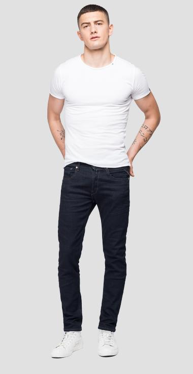 Regular fit Willbi jeans aged 0 years Sustainable Cycle Organic Cotton - Replay M1008_000_141-700_007_1