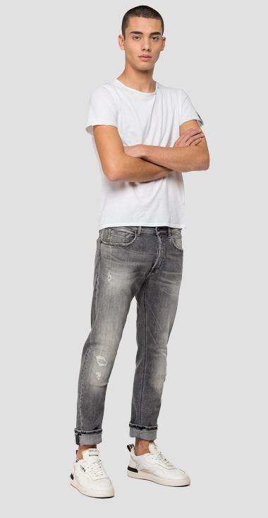 Aged 10 years regular fit Willbi jeans - Replay M1008_000_199-690_097_1
