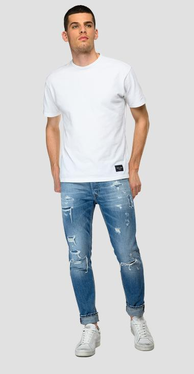 Aged 20 Years Organic Cotton regular fit Willibi jeans - Replay M1008_000_356-966_009_1