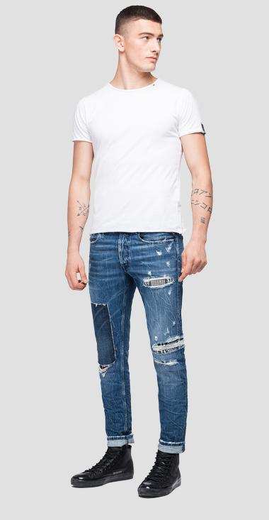 Regular fit Willibi jeans - Replay M1008_000_50C-763_009_1