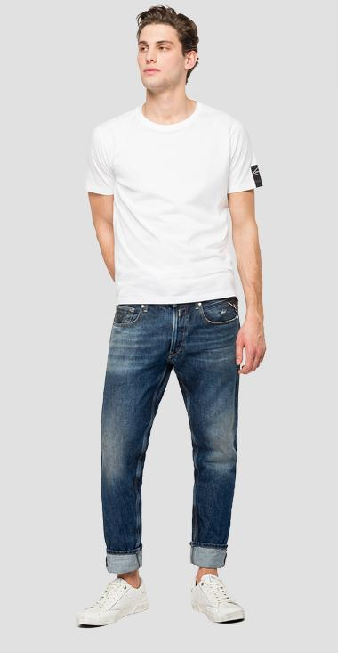 Regular fit Willibi jeans - Replay M1008_000_59C-707_007_1