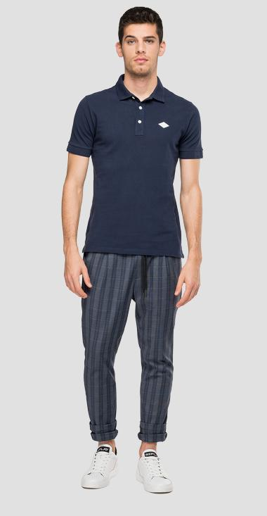 REPLAY cotton polo shirt - Replay M3070_000_22696G_186_1