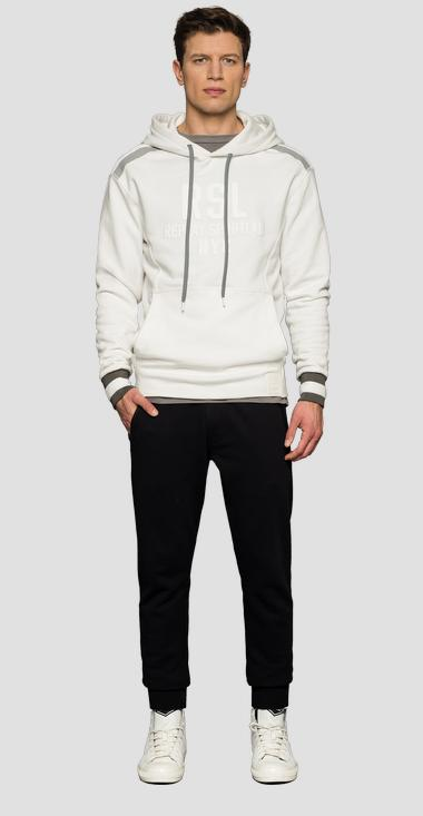 REPLAY SPORTLAB hoodie - Replay M3123_000_S22906G_801_1