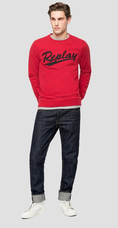 Crewneck REPLAY sweatshirt - Replay M3230_000_22890CS_157_1