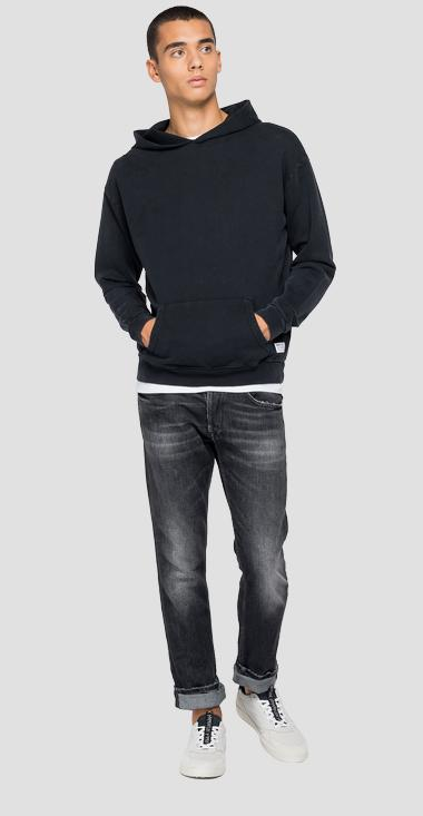 REPLAY hoodie with pocket - Replay M3239A_000_22738LM_098_1
