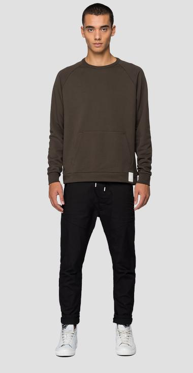 Sweat-shirt ras-du-cou REPLAY SPORTLAB NYC - Replay M3271_000_S23072_035_1