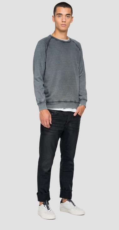 REPLAY Essential crewneck sweatshirt - Replay M3330_000_23158G_297_1