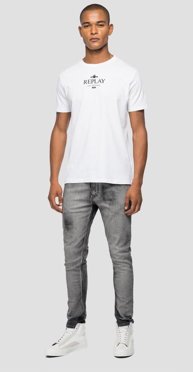 NOT ORDINARY PEOPLE REPLAY t-shirt - Replay M3491_000_22662G_001_1