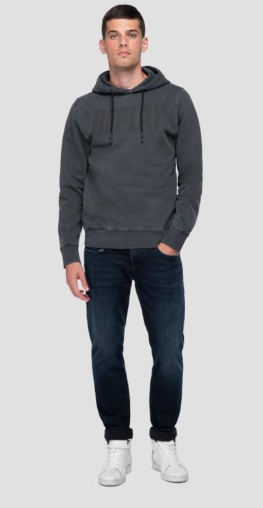 REPLAY hoodie with pockets - Replay M3524_000_23190A_099_1
