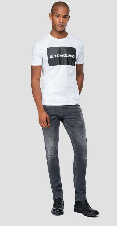 REPLAY BLUE JEANS t-shirt - Replay M3848_000_2660_001_1