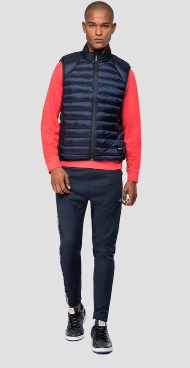 Zipped down vest - Replay M8007_000_83406_500_1