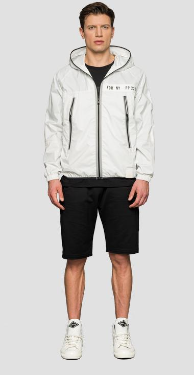SPORTLAB jacket with maxi pockets - Replay M8060_000_S71976_010_1