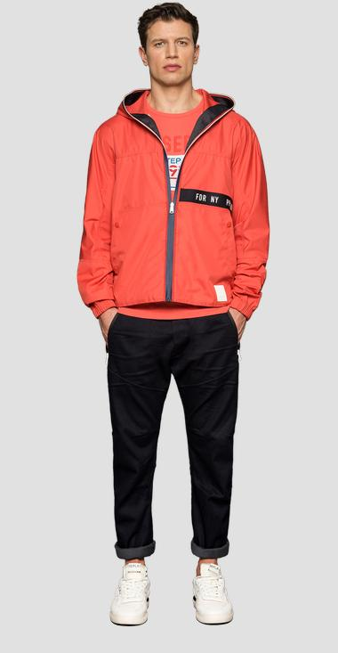 Full-zipper SPORTLAB jacket - Replay M8064_000_S83662_149_1