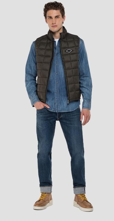 Gilet Recycled Nylon - Replay M8083_000_83798_212_1