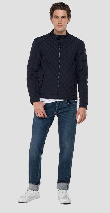 Quilted jacket Recycled from PET - Replay M8084_000_83840_715_1