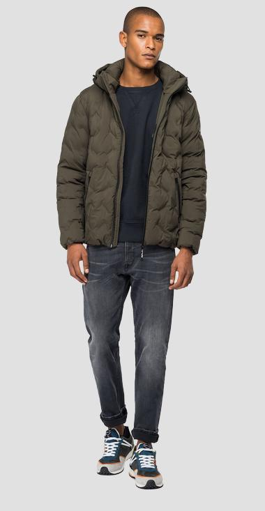 Padded quilted jacket - Replay M8089_000_83792_212_1