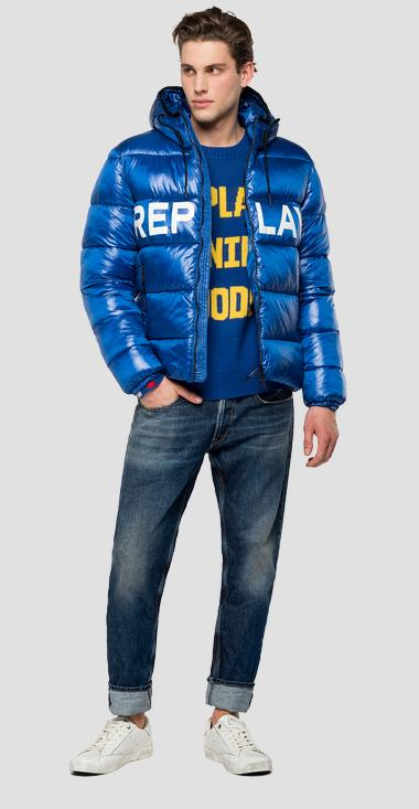 REPLAY padded jacket - Replay M8091_000_83834_185_1