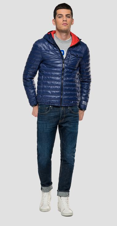 Ultralight recycled quilted jacket - Replay M8173_000_84166_986_1