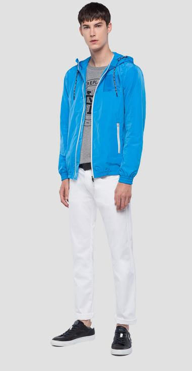 REPLAY patch jacket - Replay M8966B_000_83110_692_1