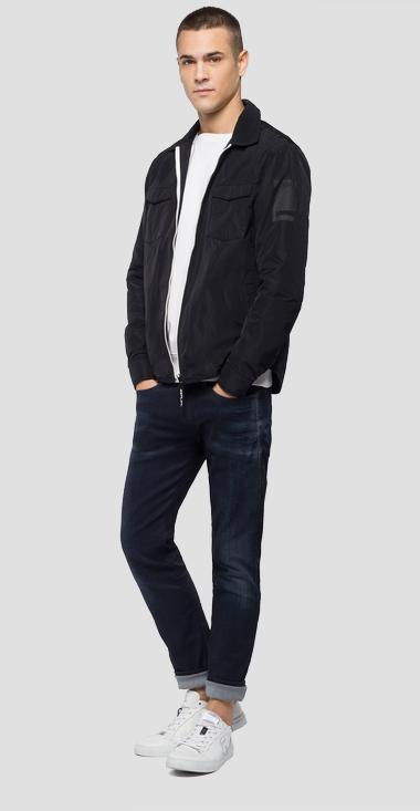 Double pocket technical jacket - Replay M8968A_000_83110_098_1