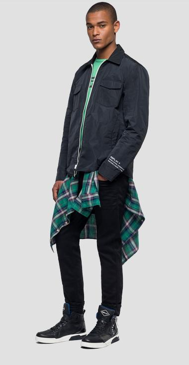 Zipped technical jacket - Replay M8968W_000_83110_098_1