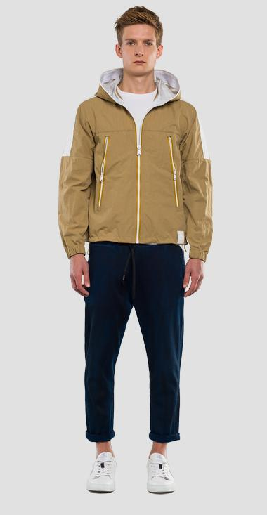 Double zipper jacket REPLAY SPORTLAB - Replay M8982_000_S83358_316_1