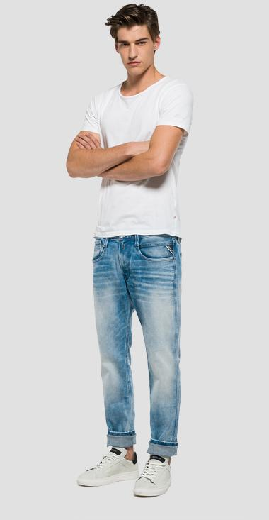 Anbass slim-fit jeans - Replay M914F_000_15C-952_010_1
