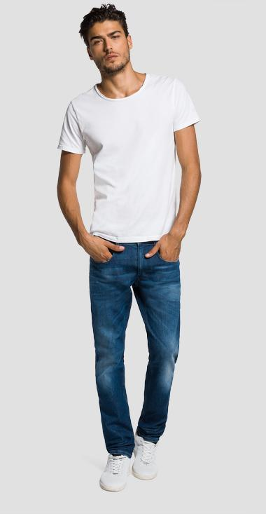 Laserblast Anbass slim-fit jeans - Replay M914H_000_953-941_007_1