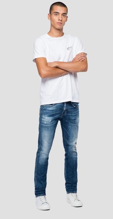 Slim fit Sustainable Cycle Anbass jeans - Replay M914X_000_141-766_009_1