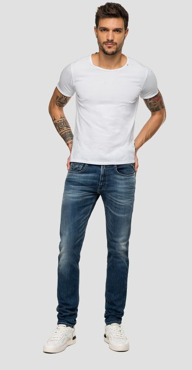 Aged 1 year slim fit Anbass jeans - Replay M914Y_000_141-620_007_1