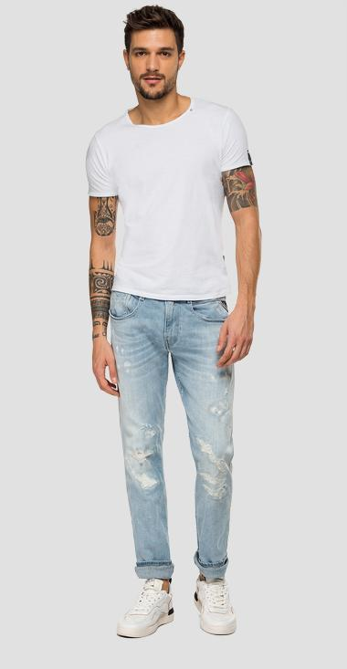 Aged 20 years slim fit Anbass jeans - Replay M914Y_000_141-660_010_1