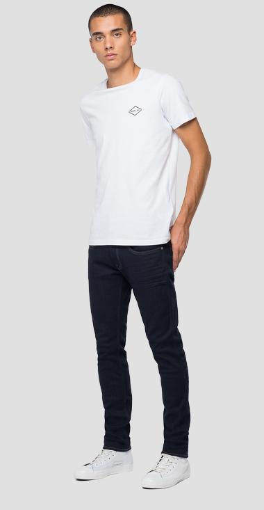 Slim fit aged 0 year Sustainable Cycle Anbass jeans - Replay M914Y_000_141-700_007_1