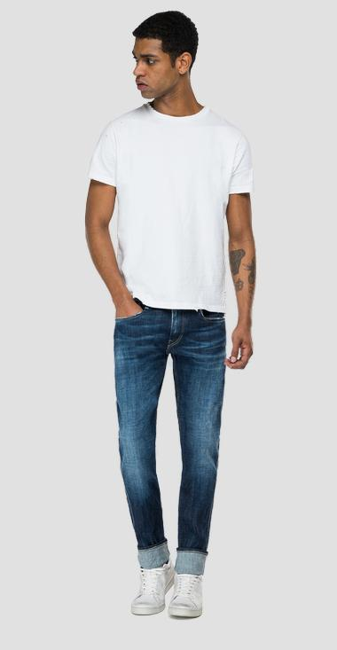 Aged Eco 1 Year slim fit Anbass jeans - Replay M914Y_000_141-902_007_1